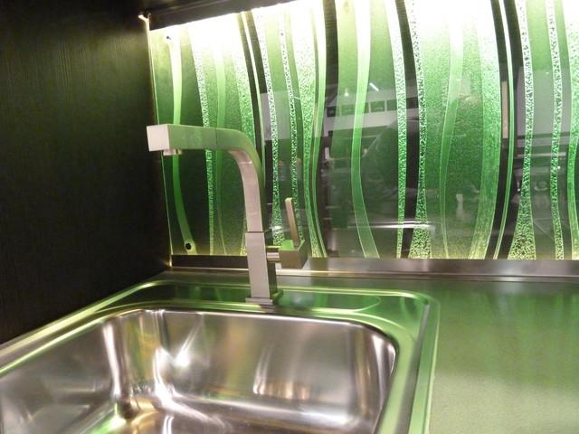 Furniture Inside & outside modern-kitchen-sinks