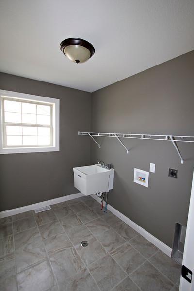 Custom  Traditional 2338sqft. traditional-laundry-room