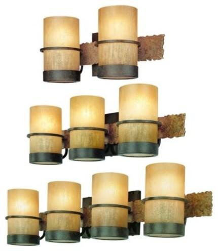 Bamboo Bath Bar by Troy Lighting modern-bathroom-vanity-lighting