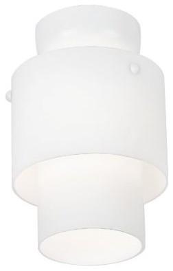 Ambit Flushmount by Artemide bathroom-vanity-lighting