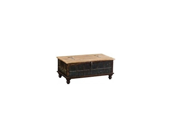 Occasional Trunk Furniture, Vintage Trunk Occasional Trunk -