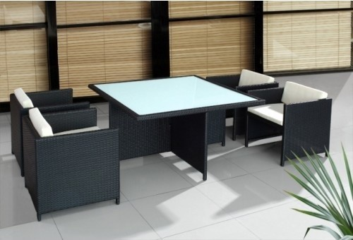 39 Ferrara 39 Outdoor Suite Modern Patio Furniture And