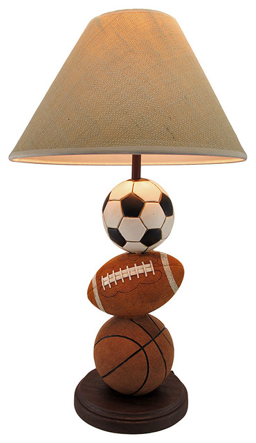 Sports Ball Table Lamp ~ Best Inspiration for Table Lamp