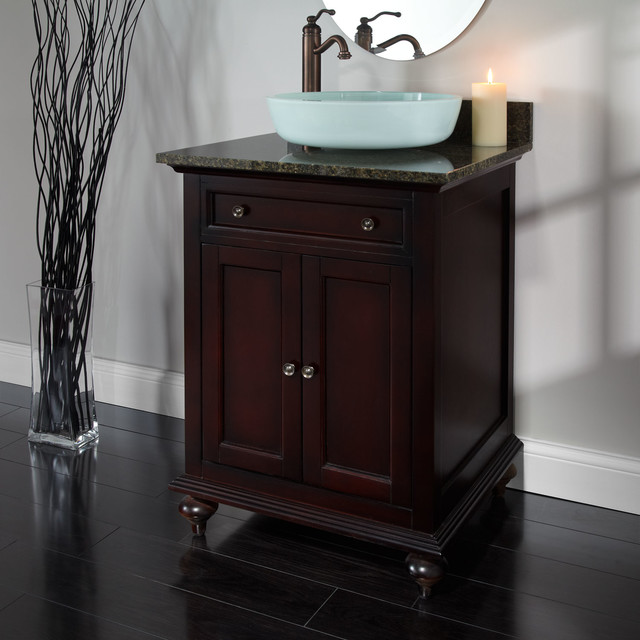 Bathroom Vessel Sink Vanity : ... Vessel Sink Vanity contemporary-bathroom-vanities-and-sink-consoles