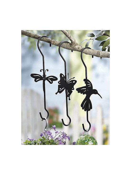 Die Cut Plant Hangers Garden Decor -
