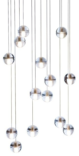Bocci Lighting contemporary-chandeliers