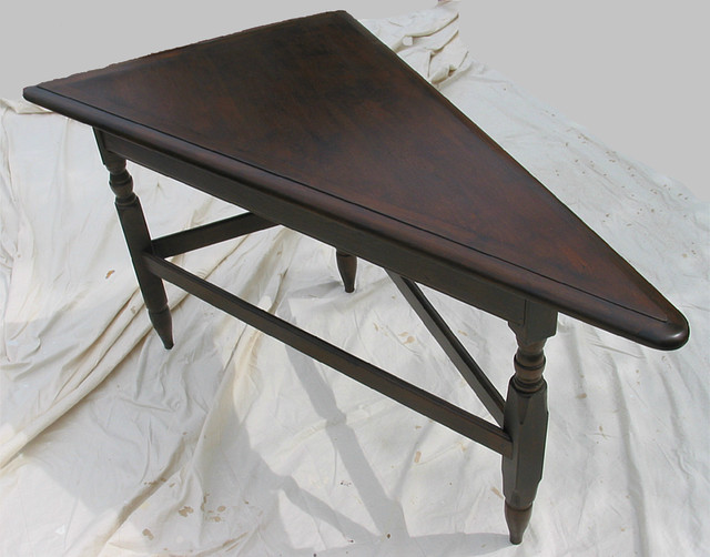 Triangle Table Ashley Millennium Emory Piece Triangle Pub Table Set