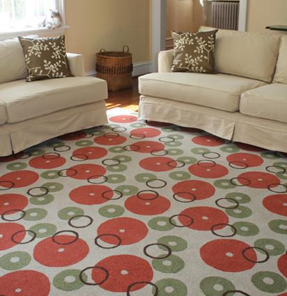 Donut Rug | Galbraith and Paul modern-rugs