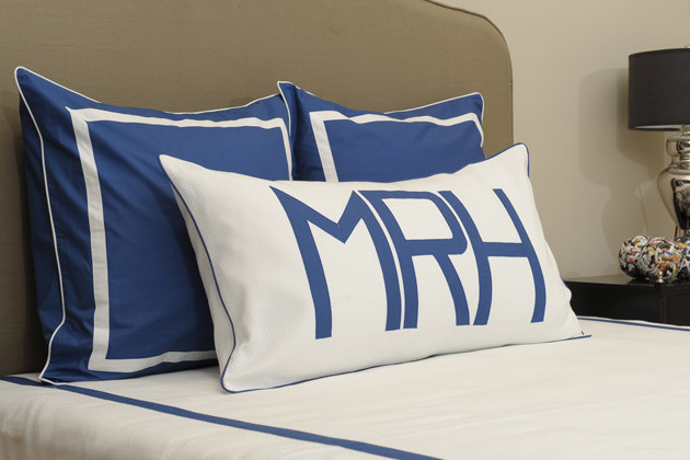Mark Bed Linens contemporary-duvet-covers