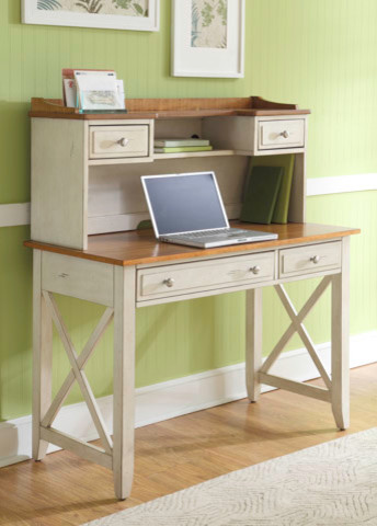 Isabella Writing Desk With Hutch Isabella Desk With Optional