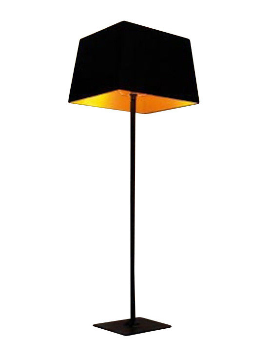 Tango Lighting - Tango Memory XL Floor Lamp - Memory XL Floor Lamp by Axis 71 Axis is a huge floor lamp designed by Stephane Lebrun. Axis Memory XL Floor Lamp is a huge floor lamp that is available in wide range of shades in contrasting colors. This contemporary lighting fixture illuminates your room of a cosy light.