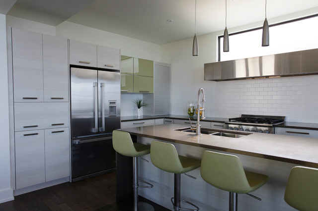 Modern and Contemporary Kitchens contemporary-kitchen