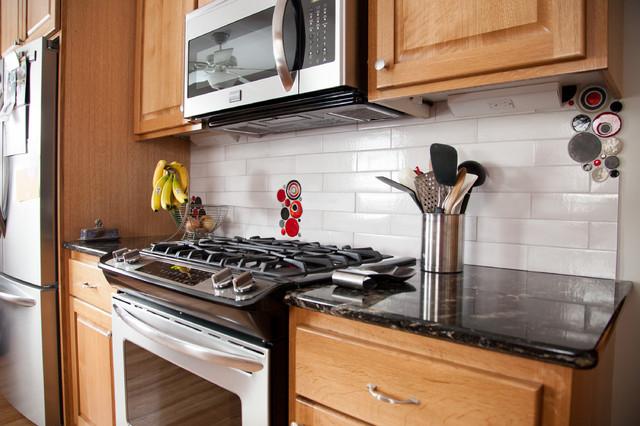 Corbett Kitchen modern-kitchen