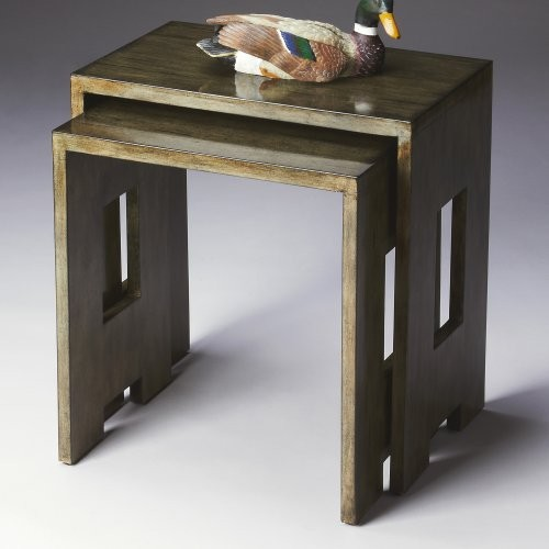 Butler Nesting Tables - Butler Loft (Set of 2) contemporary-side-tables-and-end-tables