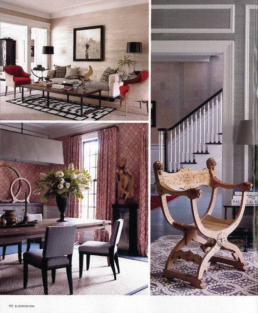 Thom Filicia Eclectic Furniture charlotte by