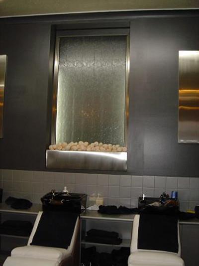 indoor custom water feature ideas indoor fountains