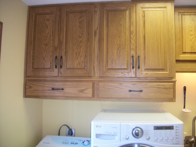 Laundry Room Remodel, Wellington, OH #1 traditional clothes racks