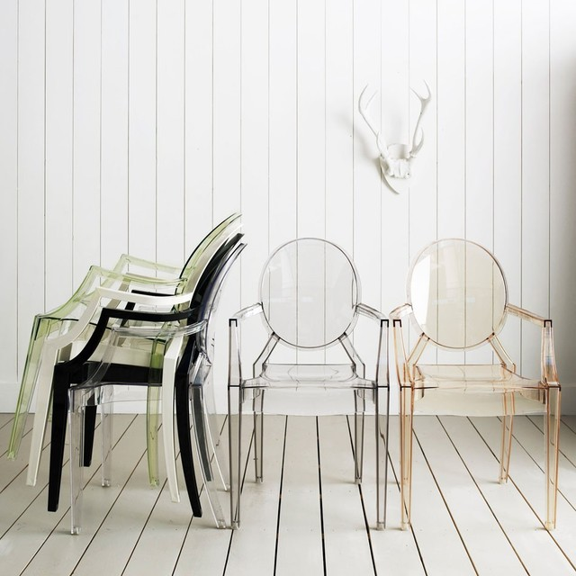Kartell Louis Ghost Chairs Modern Dining Chairs By Graham And Green