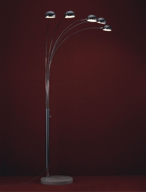 Naiz 5 Floor Lamp - Decorative Lighting - modern - floor lamps