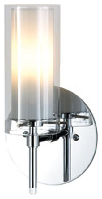 Wall Sconces Bathroom Vanity : Tubolaire Vanity Wall Sconce by Alico Industries - Contemporary - Bathroom Vanity Lighting - by ...