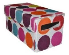 Polka dot box contemporary-home-decor