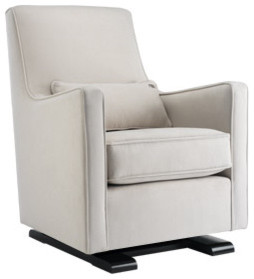 Modern Luca Glider Chair contemporary-rocking-chairs-and-gliders