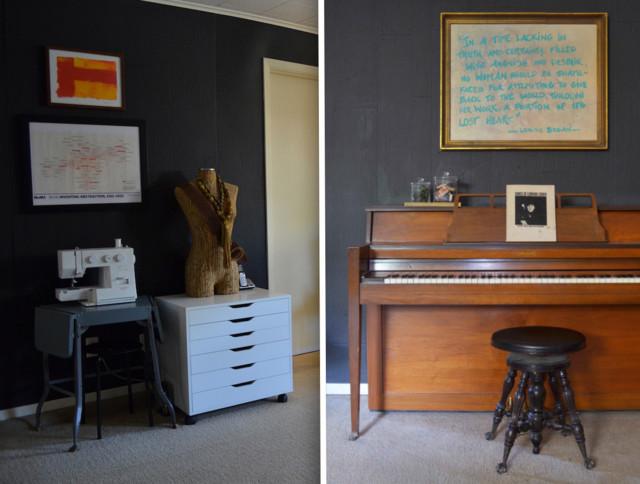 Dallas, TX: Sarah Greenman Studio eclectic