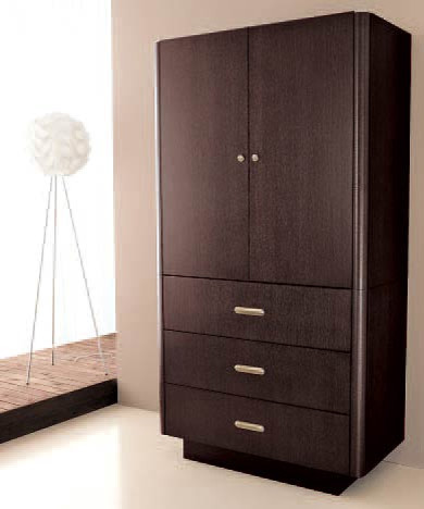 Meti Armoire by Doimo contemporary-dressers-chests-and-bedroom-armoires