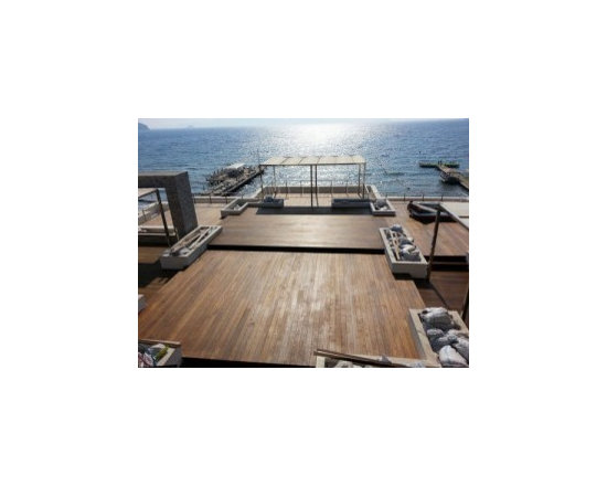 Ash Decking Applications -