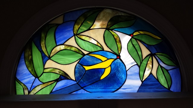 Stained Glass traditional-windows