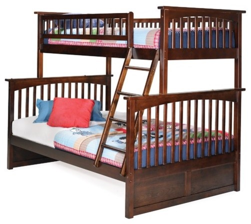 Columbia Bunk Bed modern-beds