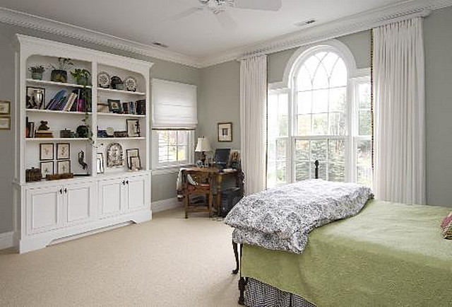 Fisher Lane Residence traditional-bedroom