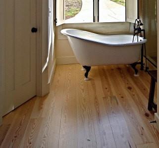 Southern yellow pine traditional hardwood flooring for Yellow pine wood doors