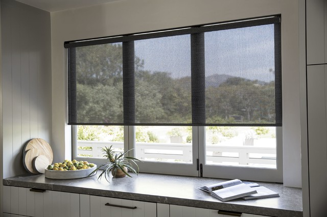Smith noble solar roller shades contemporary roller for Smith and noble shades
