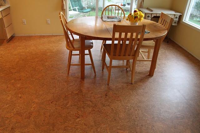 Enviro-Cork- Durango contemporary-flooring