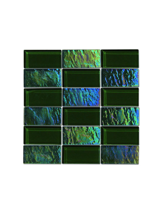 "Alttoglass Precious stone series color Onix - Alttoglass Precious Stone Onix 12"" x 12"" StoneMosaic Tile Features: Application: Indoor only, Walls Install Type: Thin-Set Usage: Commercial or Residential Color:Onix Product Type Mosaic Tile Coverage 1 sq ft Piece(s):11 per Box Material:GlassTile Size:12 x 12 format / Shape Square Tile Use: Wall Series:Precious Stone Brand:Alttoglass Weight: 4.00 lbs Dimensions:Length - 12.00""   Width - 12.00"""