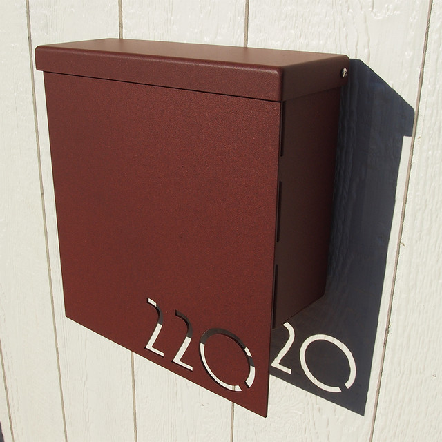Address Plaques industrial-mailboxes