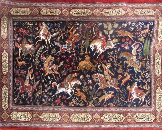 Antique Oriental Rugs - http://www.alyshaan.com/area-rugs-information/antique-rugs