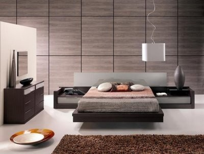 Grey Wall Panels - Contemporary - Bedroom Products - other metro ...
