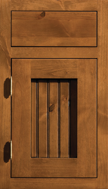Dura Supreme Cabinetry Craftsman Beaded Panel Cabinet Door Style - Traditional - Kitchen ...