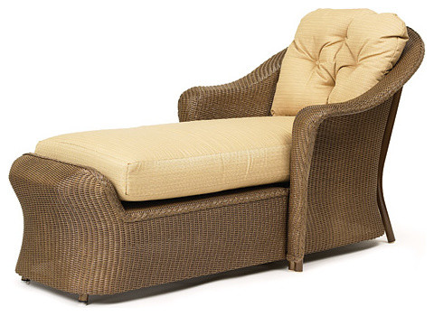 Replacement Cushions for Lloyd Flanders Reflections Chaise traditional-furniture
