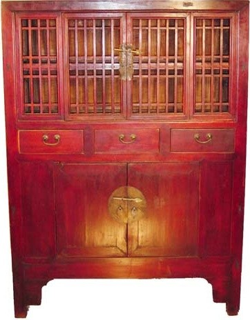 authentic Antique Chinese Furniture asian-kitchen-cabinetry