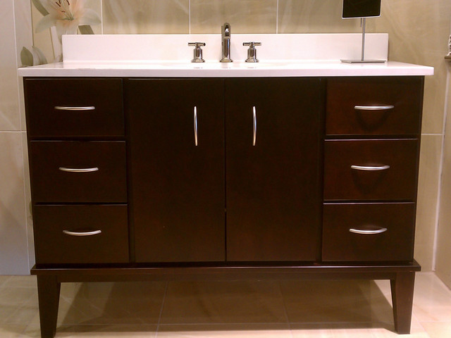 Vanities on Display contemporary-bath-products