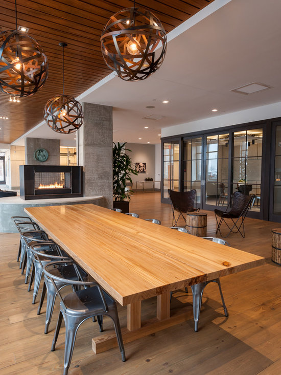 Communal Dining Table -