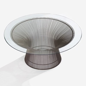 Knoll   Platner 36-Inch Coffee Table modern-coffee-tables