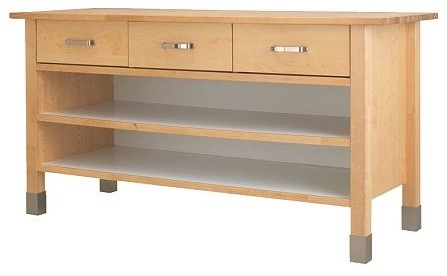 VÄRDE Base Cabinet modern kitchen islands and kitchen carts