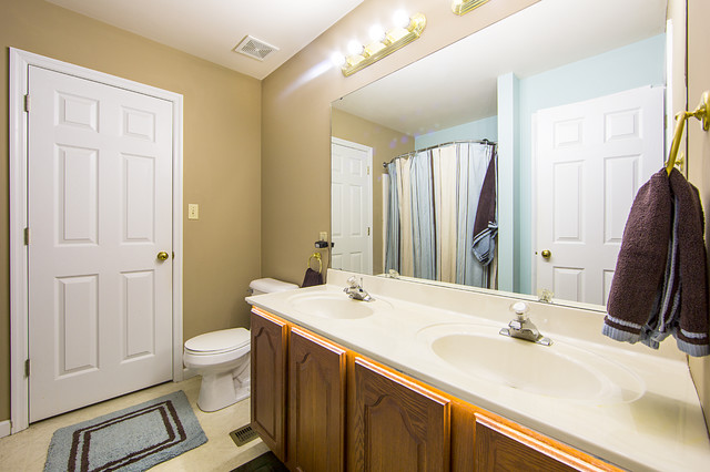 Led Lights Under Vanity : LED Bathroom Vanity Under Counter Lighting - Traditional - Bathroom - st louis - by Super Bright ...