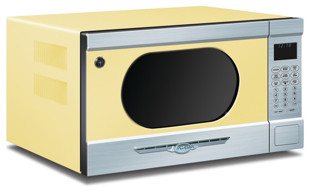 Elmira's Retro Northstar Collection traditional-microwave-ovens