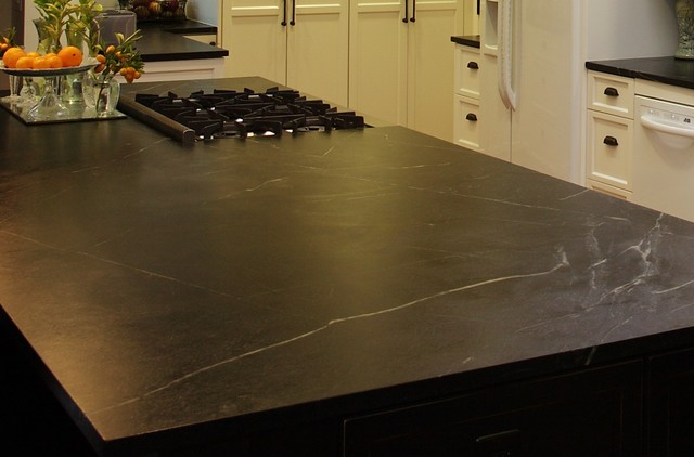 Soapstone Countertops Arden Park Ca Traditional Kitchen Countertops Sacramento By