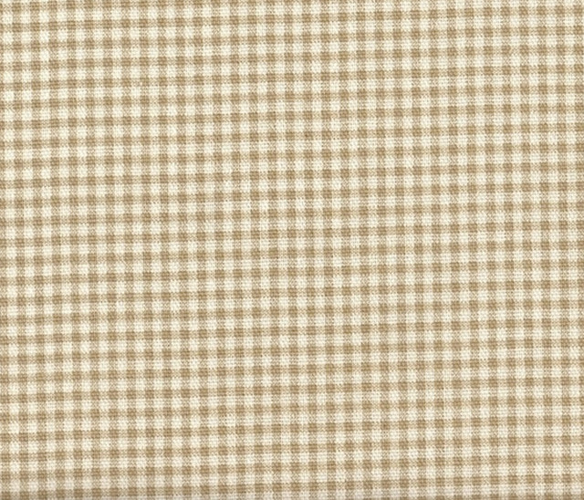 """84"""" Tab Top Curtain Panels, Lined, French Country Linen Beige Gingham Check traditional-curtains"""